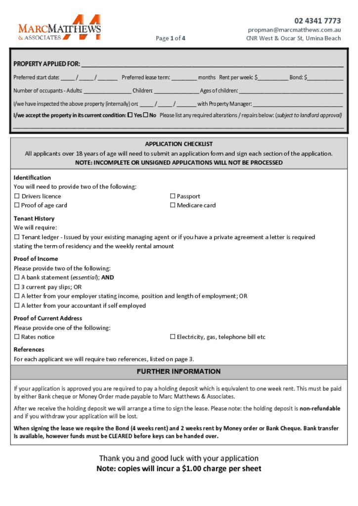 Marc-Matthews-Tenant-Application - Marc Matthews